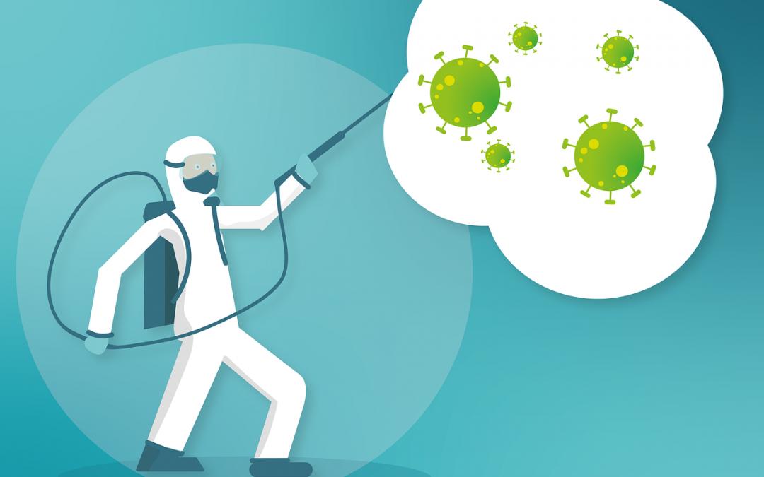 Dezenfeksiyon Nedir? Nasıl Yapılır?